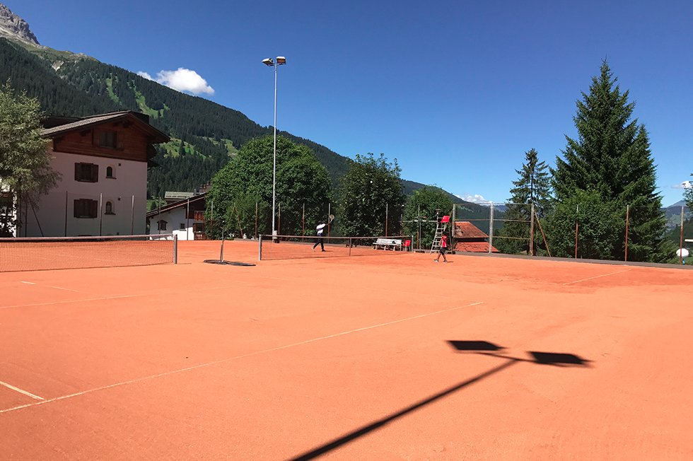 Mountain Fitness Weekend Tennis